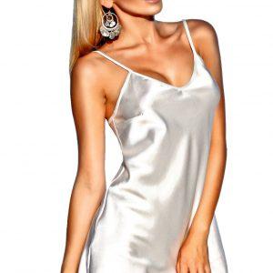 Něžná noční košilka Ibiza bílá