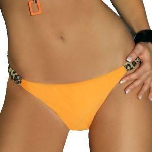 Dámské plavky Sara oranžové dolní díl