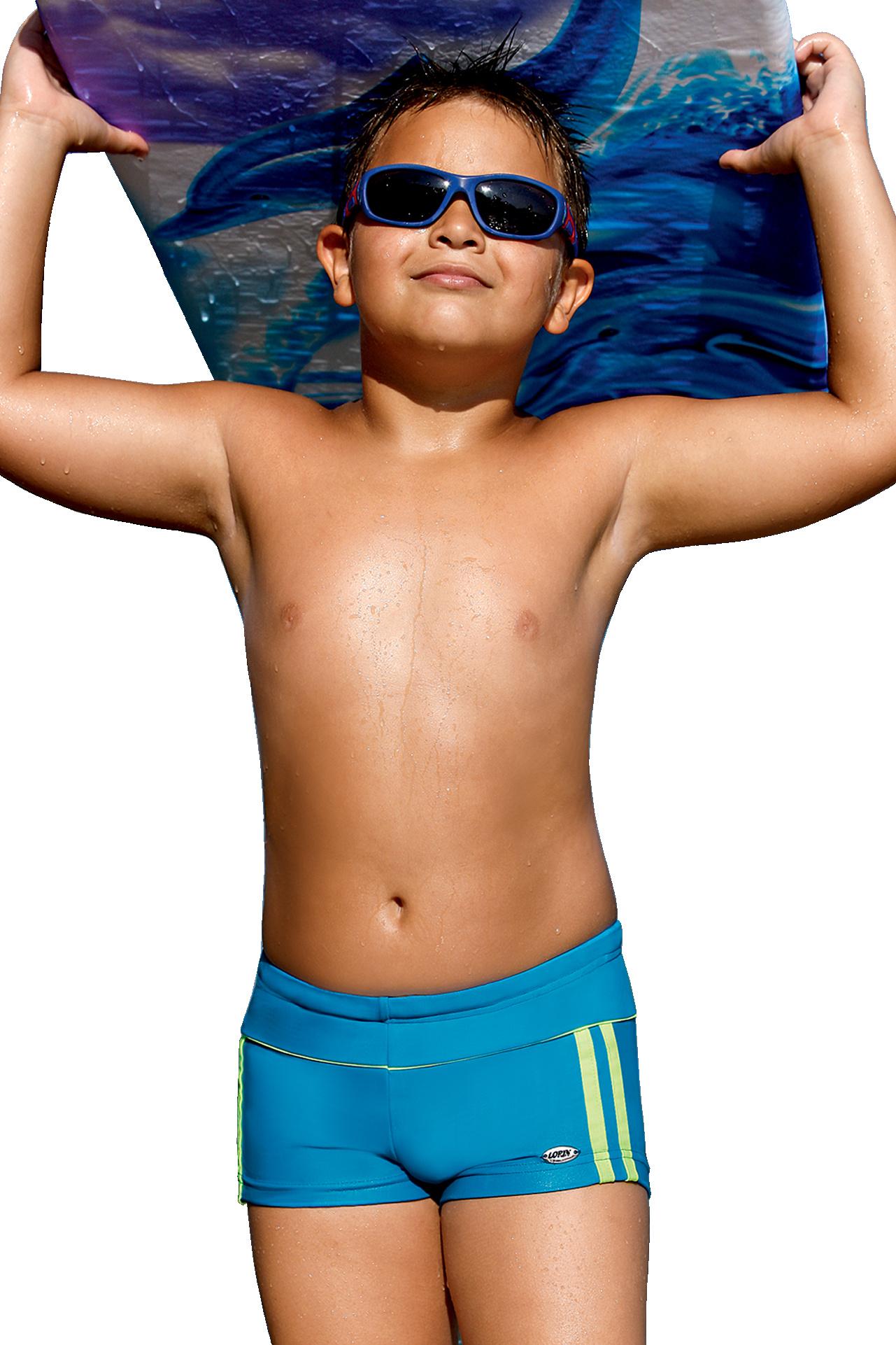 Plavky chlapecké Jirka modré