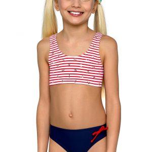 Dívčí dvoudílné plavky Ema